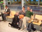 Cestovatelia v Mnichove