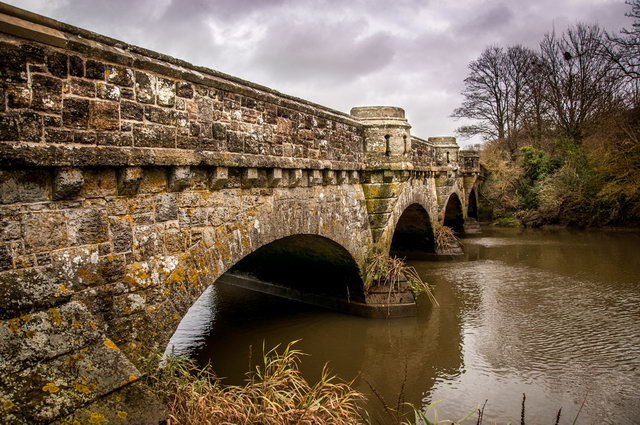 most cez rieku arun