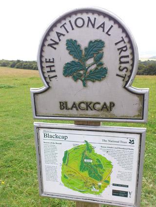 blackcap znacka