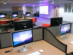 University of Brighton - Computer Suite