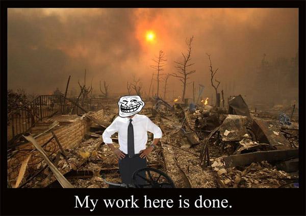 Tu sa moja práca končí