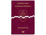 Pokazený cestovný pas