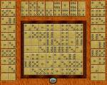 Dominoes puzzle game