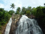 Vodopad v dzungli